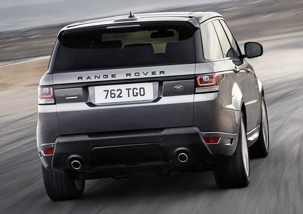 The 2014 range rover sport also introduces a diesel hybrid version