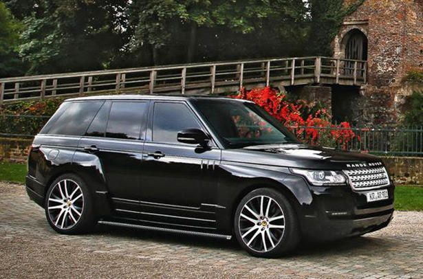2013 Range Rover Powerkit And Body Kit By Arden