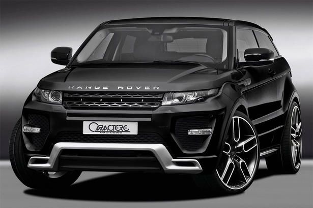 Range Rover Evoque Body Kit By Caractere
