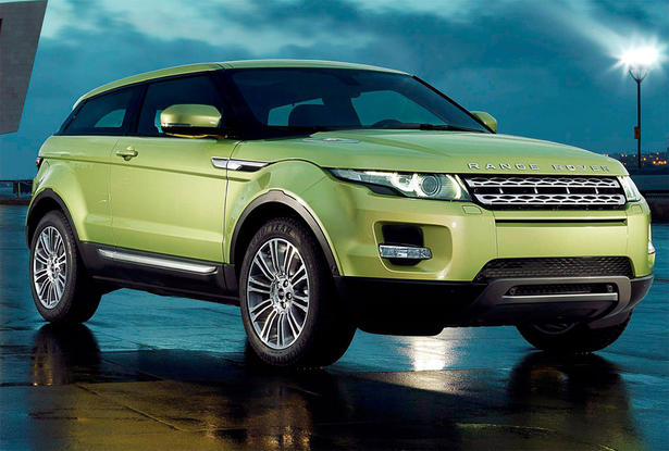 Range Rover Evoque Personalisation Options