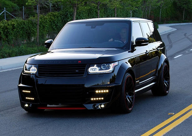 2015 Range Rover Supercharged By West Coast Motorsport
