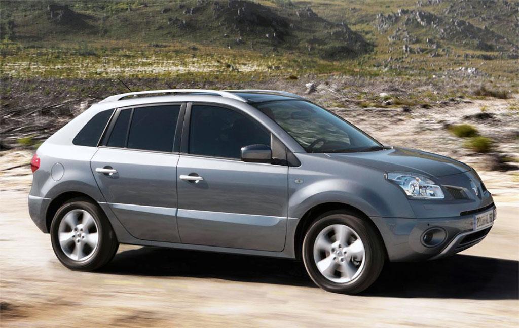 2008 Renault Koleos Photo 16 3063