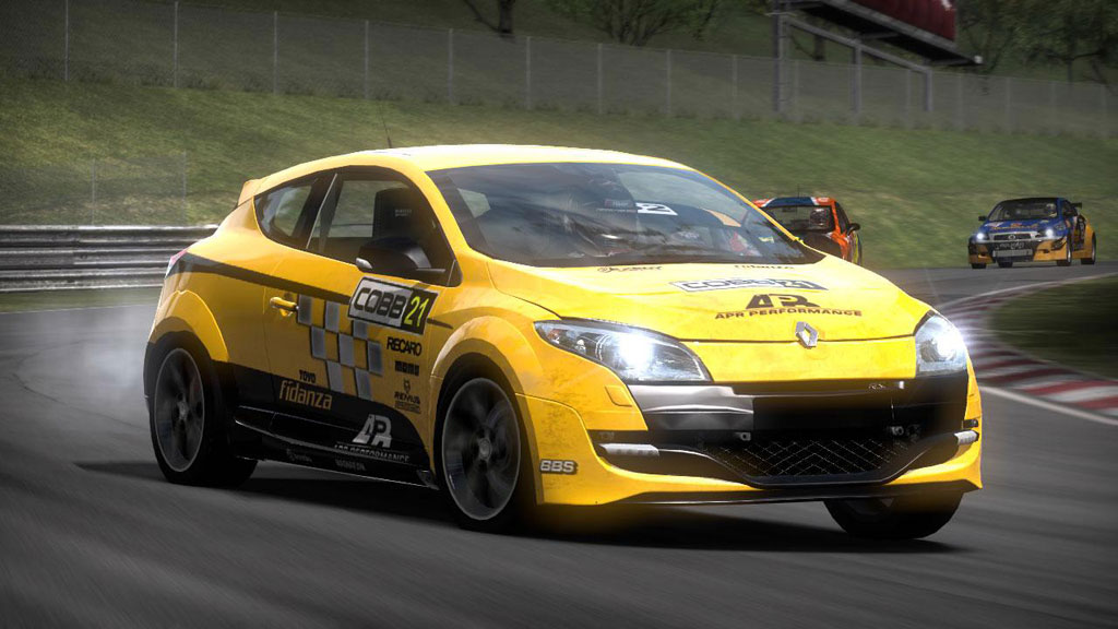 Renault Megane Rs. Back to 2010 Renault Megane RS
