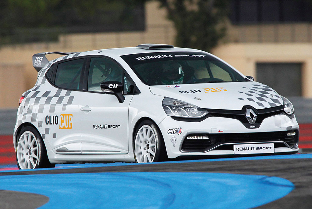 2013 Renault Clio Rs Cup Photo 1 12614