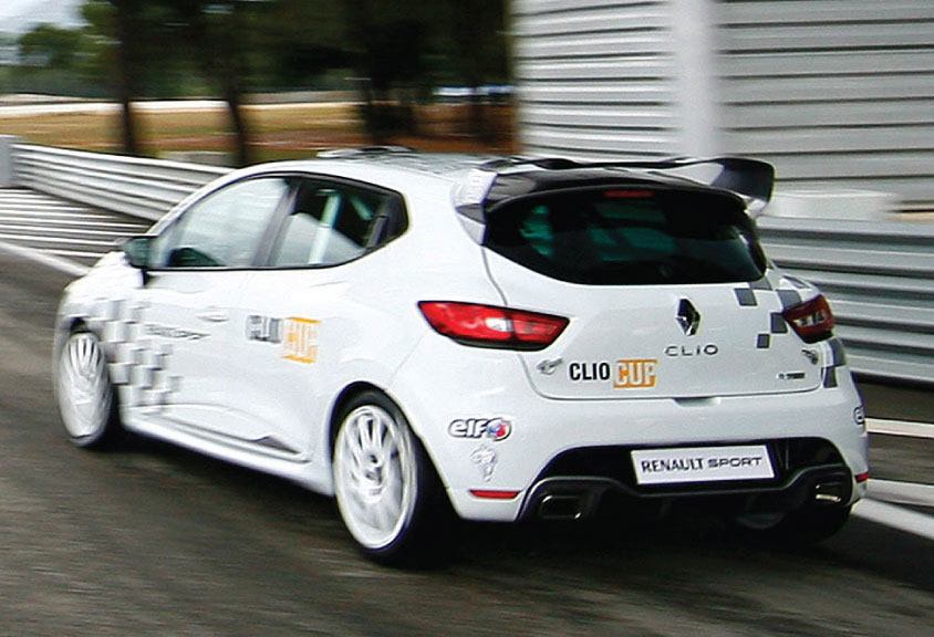 2013 Renault Clio Rs Cup Photo 2 12614