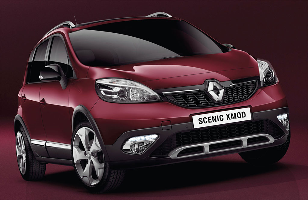 2014 renault scenic xmod photo 1 12907. Black Bedroom Furniture Sets. Home Design Ideas