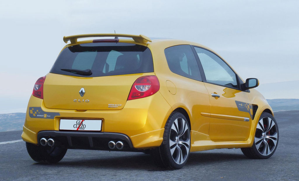 renault clio rs sport. Black Bedroom Furniture Sets. Home Design Ideas