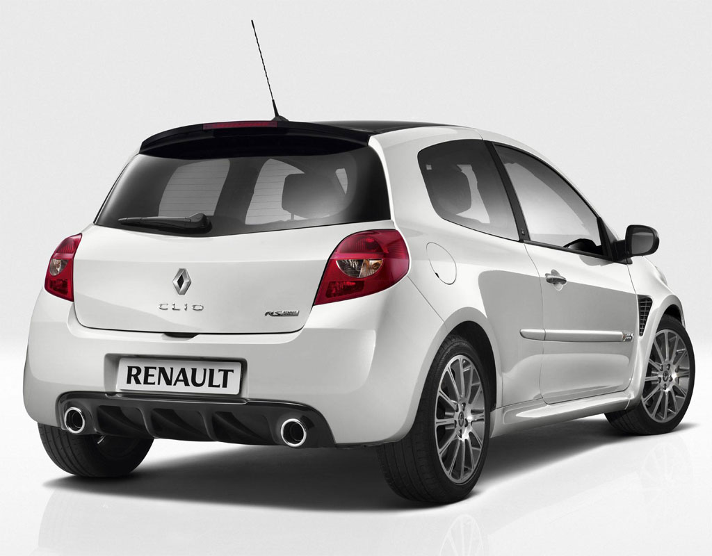 renault clio rs 20th photo 12 11312. Black Bedroom Furniture Sets. Home Design Ideas