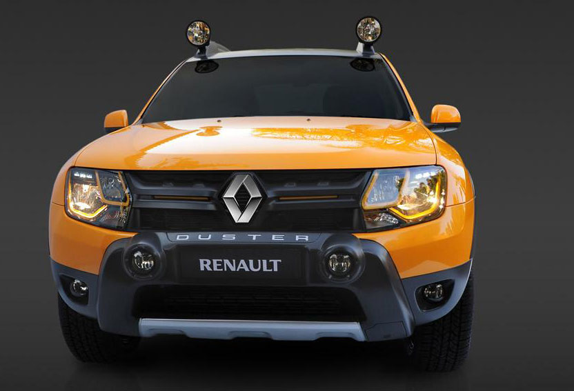 Renault Duster Detour Photo 3 13424