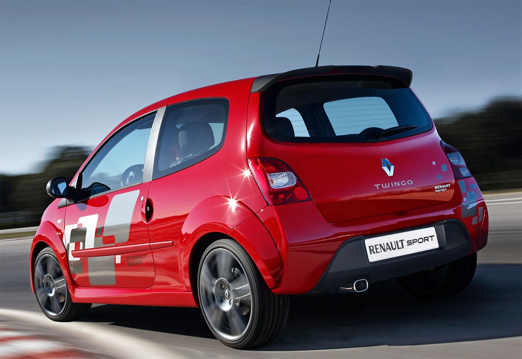2008 renault twingo renaultsport 133 related infomation specifications weili automotive network. Black Bedroom Furniture Sets. Home Design Ideas