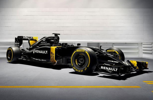 2016 renault f1 car rs16 revealed. Black Bedroom Furniture Sets. Home Design Ideas
