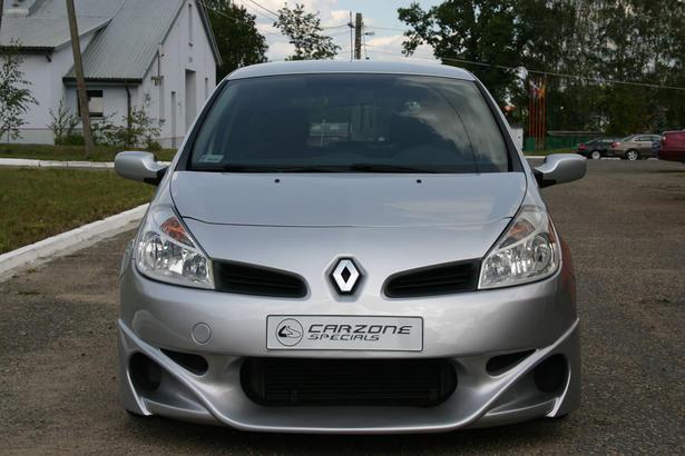 Carzone Renault Clio 3 Shogun