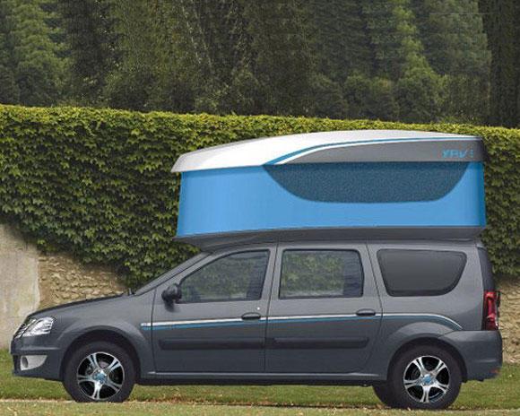 Dacia Logan Mcv Young Activity Van