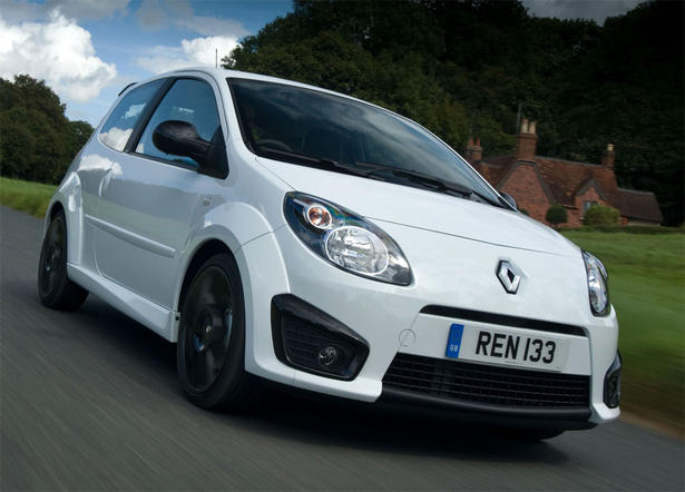 Renault Twingo RS 133 Cup in UK