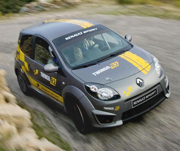 Renault Twingo Rs R2 And R1