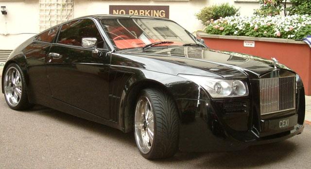Rolls Royce Coupe Photo 2 935