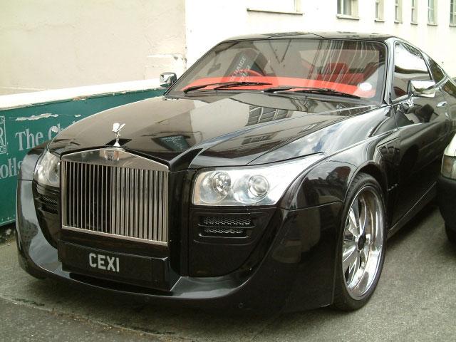 Rolls Royce Coupe Photo 4 935