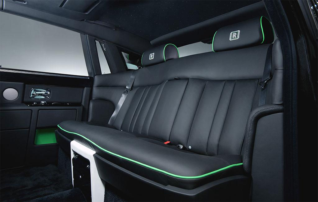 Rolls Royce Phantom Art Deco 4