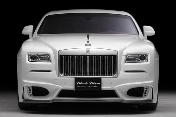 Rolls Royce Wraith Body Kit By Wald