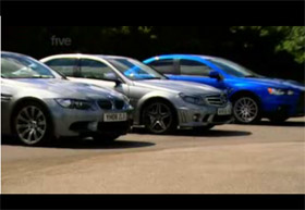 Ronnie O Sullivan Chooses Between Mercedes C63 Amg And Bmw M3