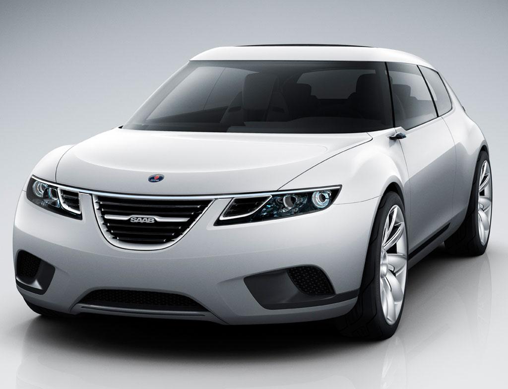 Saab 9X Bio-Hybrid