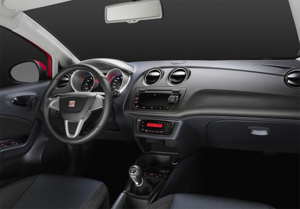 2008 Seat Ibiza Five Door Photo 4 5596