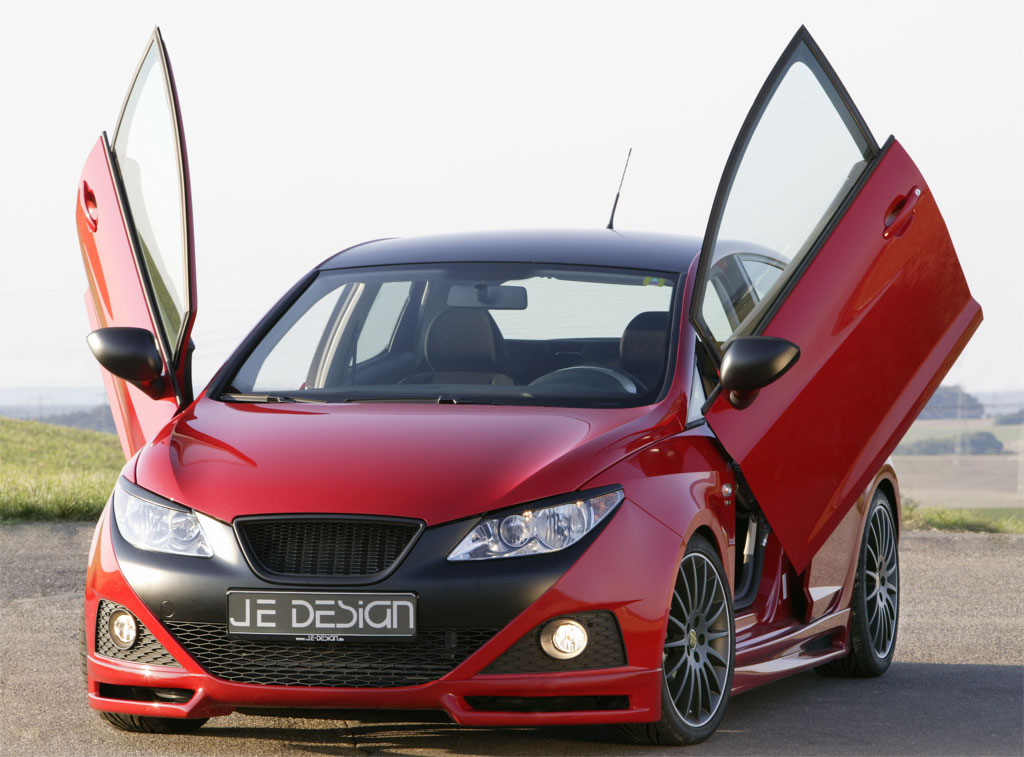 seat ibiza sc sportcoupe by je design. Black Bedroom Furniture Sets. Home Design Ideas