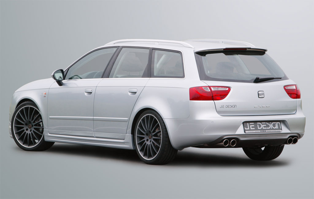 Rear Spoiler Will This Fit A Exeo St Seatcupra Net Forums