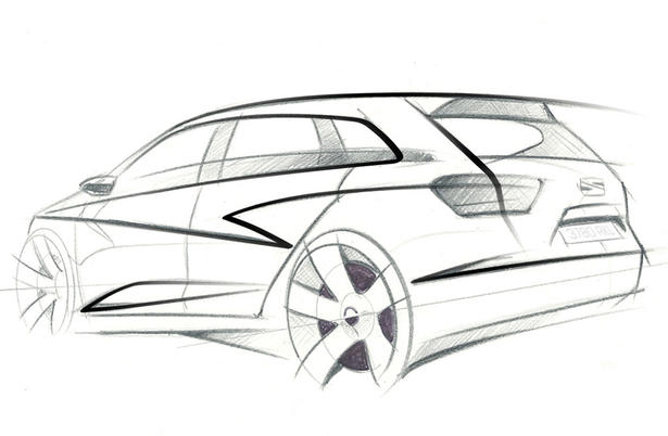 Seat Ibiza St Concept