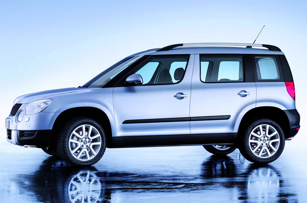 Skoda Yeti. Back to Skoda Yeti price