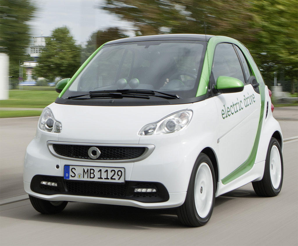 2012 Smart Fortwo Electric Drive Photo 4 11446