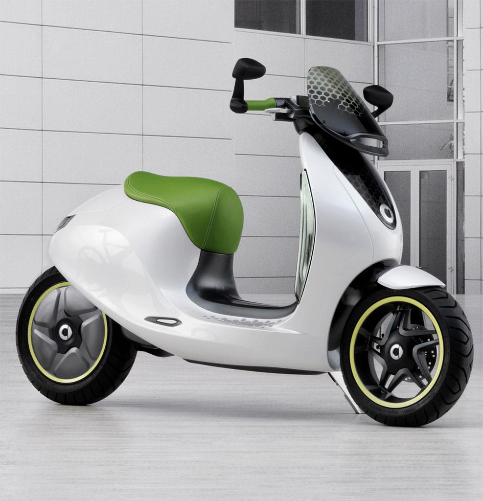 Smart Escooter Photo 5 9402