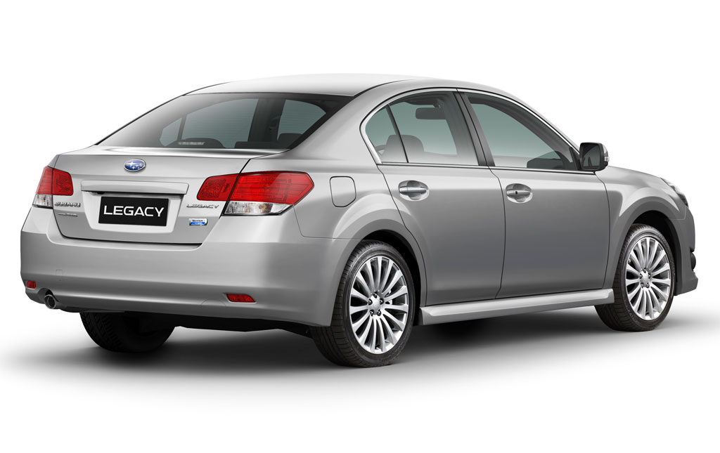 2010 Subaru Legacy Sedan Photo 2 6394