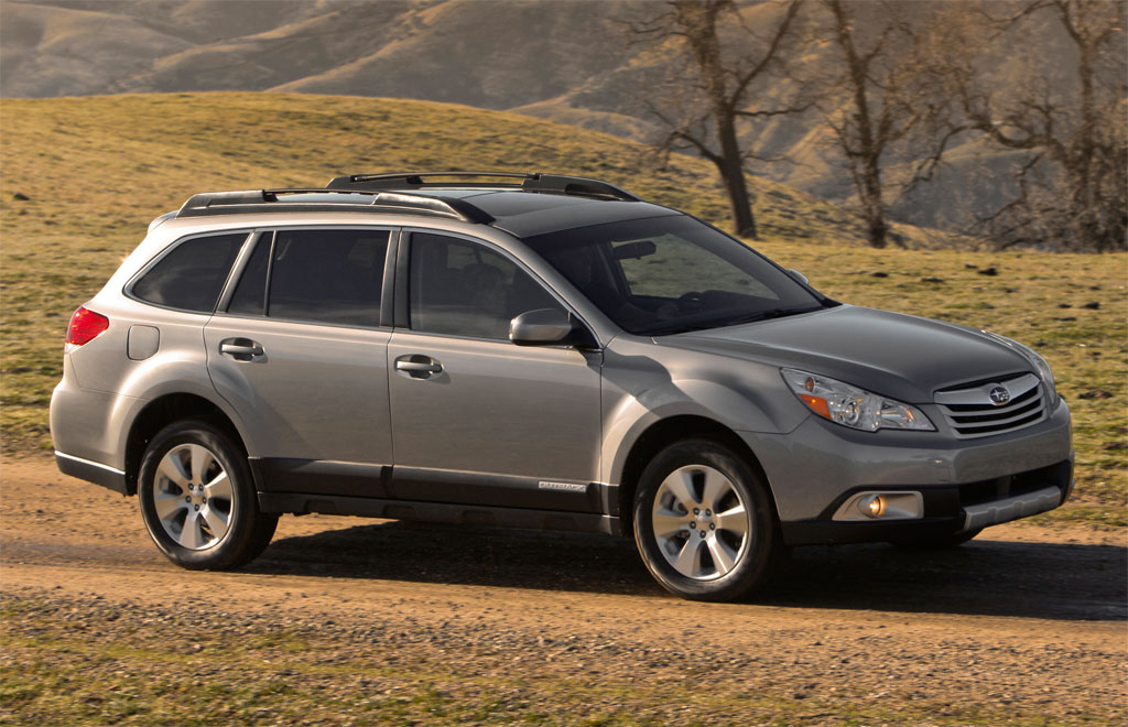 2010 Subaru Outback Photo 9 5722
