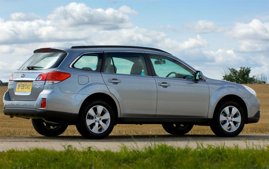 2010 Subaru Outback UK Photo 4 6874