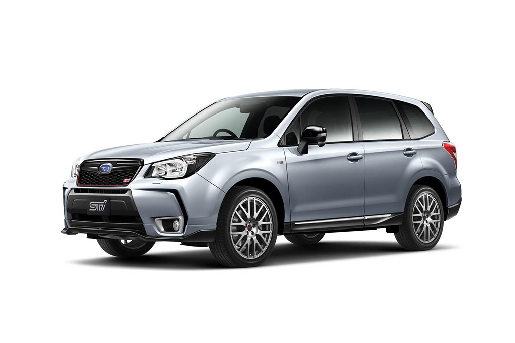 2015 Subaru Forester Ts Photo 7 14321