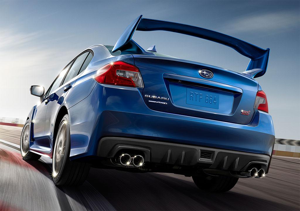 2015 Subaru WRX STI Price Photos - Image 2