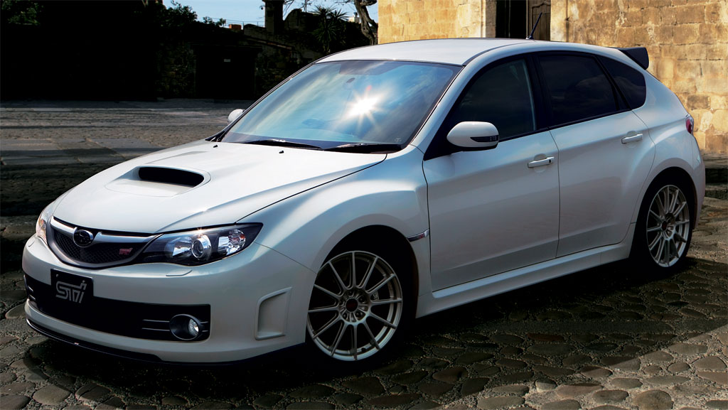 Subaru Impreza Rx - Fotos de coches - Zcoches