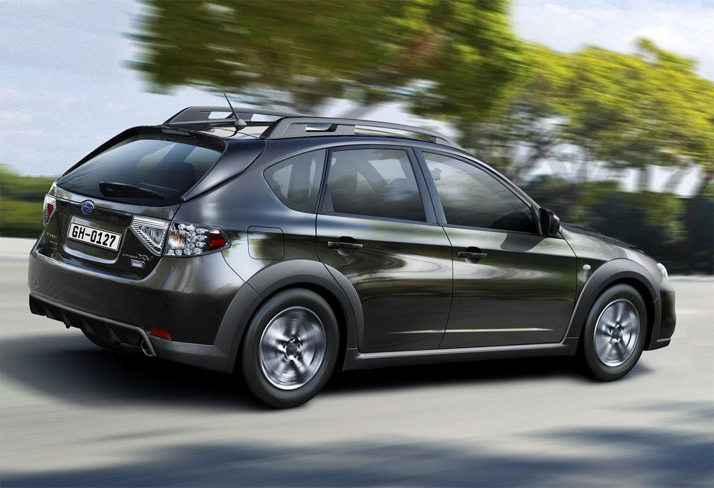 Subaru impreza xv photo 9 8313