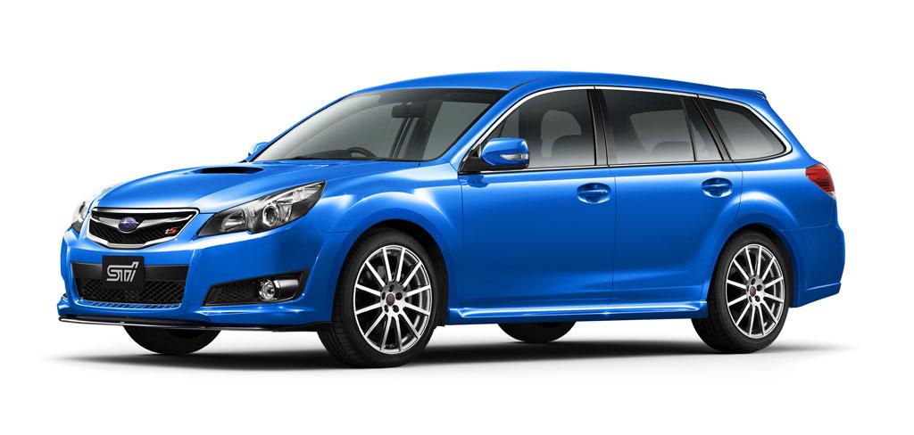 Subaru legacy sti photo 1 8403