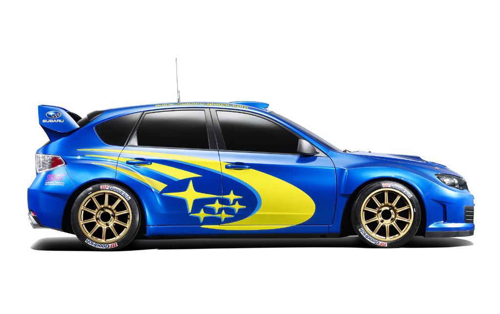 Subaru Wrc Photo 4 1086