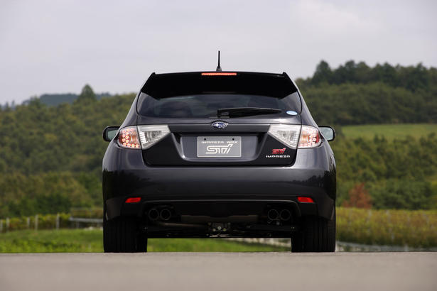 2008 Subaru Impreza WRX STI US Price