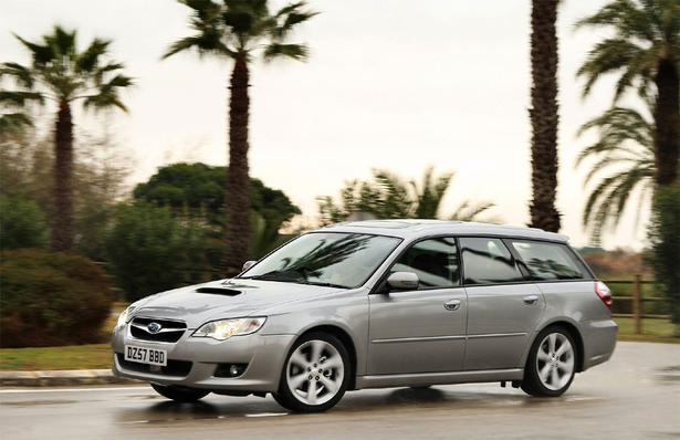 2008 Subaru Legacy And Outback