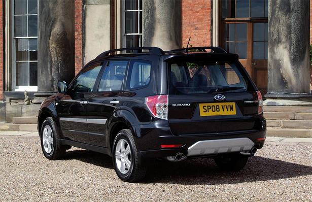 2009 Subaru Forester Accessories