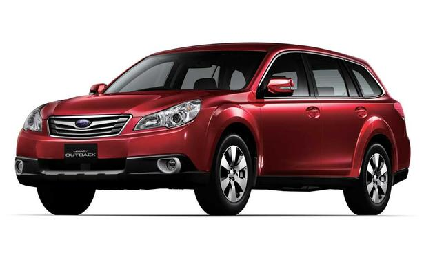 2010 Subaru Legacy Hatchback 2010 Subaru Legacy Touring