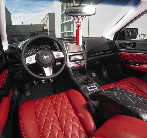 Subaru Legacy 2 5gt Vip