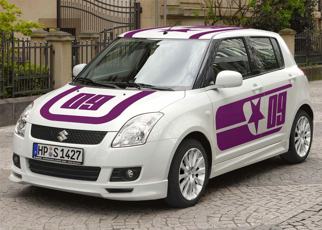Vwvortex Com Suzuki Swift Gs Limited Edition Unveiled