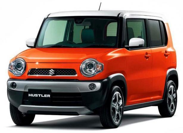 Suzuki Extrigger Price >> Suzuki X LANDER, Crosshiker and HUSTLER
