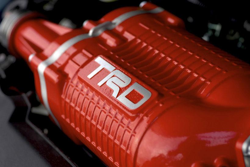 2007 Toyota Trd Aurion Photo 9 877