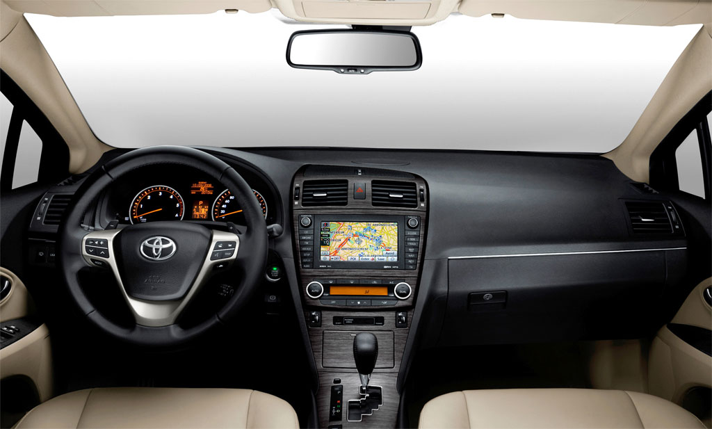 2008 Toyota Avensis Photo 8 4398